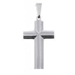 Krzyżyk srebrny MO029