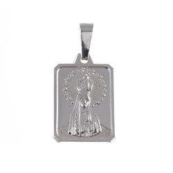 M81 Medalik srebrny - Matka Boska Fatimska