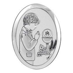 Obrazek Srebrny Pamiątka I Komunii 31020B