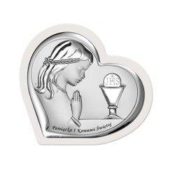 Obrazek Srebrny Pamiątka I Komunii 6528WA
