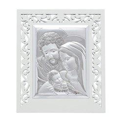 Obrazek Srebrny Święta Rodzina 31129FPPBA