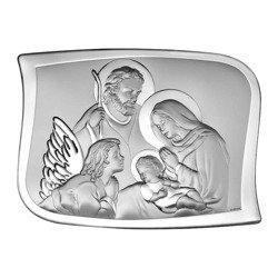 Obrazek Srebrny Święta Rodzina 6553