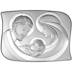 Obrazek Srebrny Święta Rodzina 6723