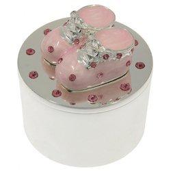 Puzderko dla dziecka, różowe, buciki 473-3255