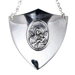 Ryngraf srebrny 925 Matka Boska Nieustającej Pomocy R24
