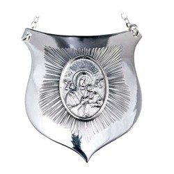 Ryngraf srebrny 925 Matka Boska Nieustającej Pomocy R25