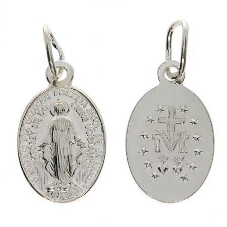 Bransoletka Zawierzenia Maryi - srebrny łańcuszek Niewolnictwa Maryi pr. 925 BNM08