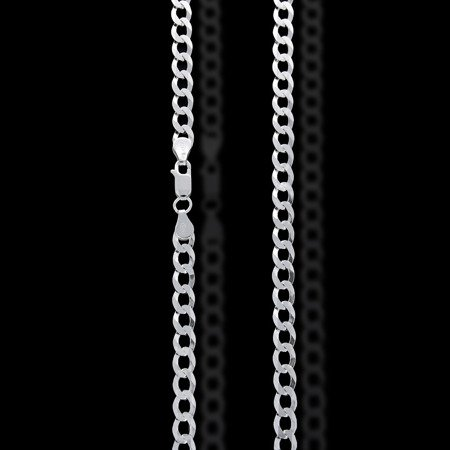 Łańcuszek srebrny pr. 925 pancerka 5,8 mm 1,3 mm GZP130 6L