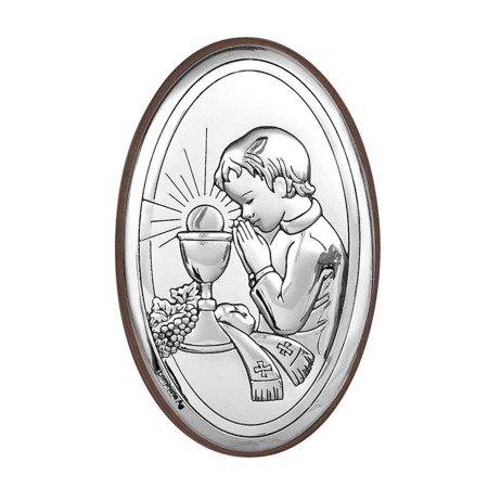 Obrazek Srebrny Pamiątka I Komunii 6317/2