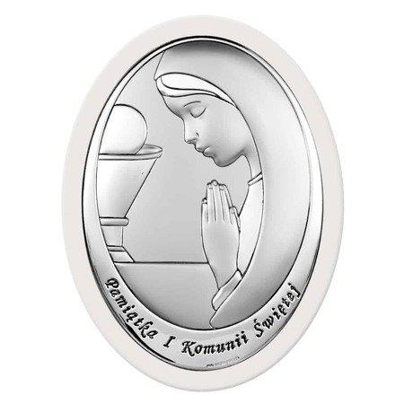 Obrazek Srebrny Pamiątka I Komunii 6464AW