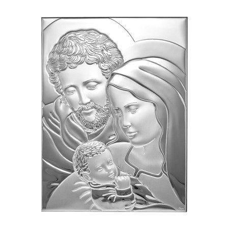 Obrazek Srebrny Święta Rodzina 31171