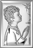 Obrazek Srebrny Pamiątka I Komunii Świątej 31301