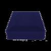 Pudełko flokowe niebieskie P8/FLOKNIEB