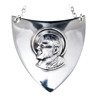 Ryngraf srebrny 925 Św. Jan Paweł II R01